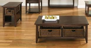 coffee table with baskets under coffee table coffee table with baskets coffee table with wicker