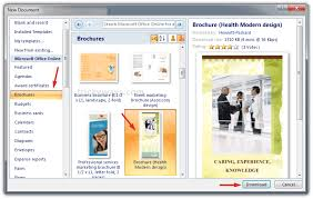 Free Business Card Templates For Word 2010 Create Brochure In Word 2007 Or 2010 Make Brochure Microsoft Word
