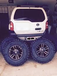 Fierce Off Road Tires New Lt285 75r16 Fierce Attitude M T U0027s And Mb Chaos Wheels Second
