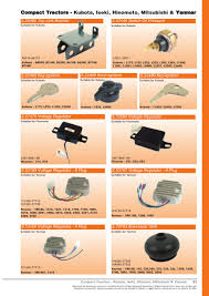 oe new products contents page 35 sparex parts lists u0026 diagrams