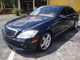 mercedes s class 2007 for sale 2007 mercedes s class s550 4dr sdn 5 5l v8 rwd amg sport