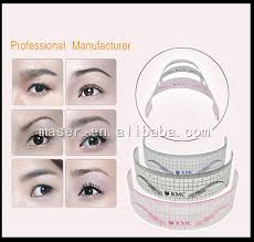 permanent makeup microblading 12 types eyebrow templates eyebrow