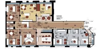 executive house plans layout executive office suite floor plans house plans 24699