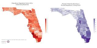 Nbc Election Map by What Does Florida U0027s Early Vote Mean For The Gop Msnbc