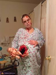Zombie Halloween Costumes Adults Scary Pregnant Zombie Halloween Costume Zombie Halloween