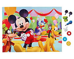 mickey mouse clubhouse party supplies american greetings mickey mouse clubhouse photo kit backdrop