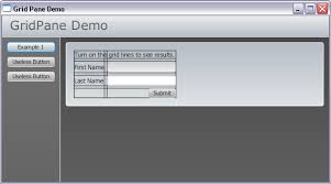 javafx grid layout exle working with javafx 2 layout managers introjava