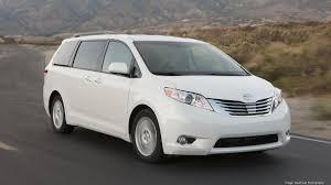toyota minivan toyota sienna proves why minivans often trump suvs and crossovers