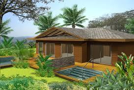 costa rica invest bungalow designs for carara national eco