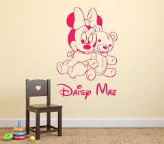 aliexpresscom buy mickey mouse and minnie mouse sticker blog minnie mouse wall sticker