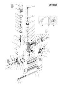 Bostitch M3 Stapler by Bosch Floor Stapler Parts Diagram Carpet Vidalondon