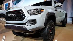 toyota car prices in usa 2017 toyota tacoma trd pro exterior walkaround price site toyota