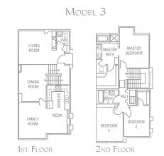 luxury townhome floor plans rancho cucamonga luxury townhomes