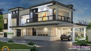 modern home design plans 2500 sq 4 bedroom modern home design house plans designs