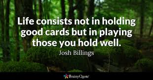 cards quotes brainyquote