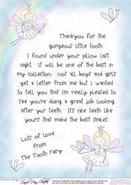 toothfairy letter here u0027s to all my new momma u0027s have fun