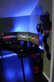 best 25 gaming setup ideas on pinterest pc gaming setup gaming