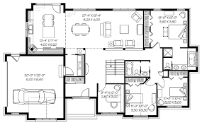 most popular floor plans cottage country farmhouse design most practical house plans
