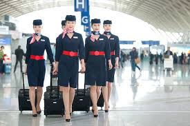 airline cabin crew china eastern airlines cabin crew out of town