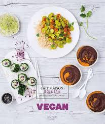 hachette cuisine livre vegan recettes testées à la maison chevallier