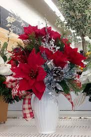 561 best christmas centerpieces images on pinterest flower