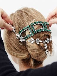 headband styler 5 beautiful ways to wear jewelry in your hair