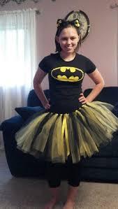 Halloween Costume Tutu Batman Batgirl Halloween Tutu Costume