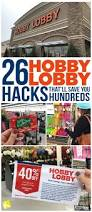 26 hobby lobby hacks that u0027ll save you hundreds the krazy coupon lady