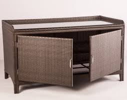 All Weather Wicker All Weather Wicker Sideboard 43 9480 Patio Productions