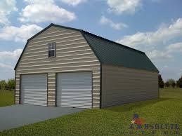 Gambrel Style House Gambrel Barn Style Metal Building Kit