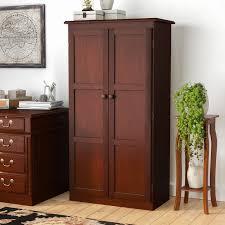Door Storage Cabinet Darby Home Co Fellers 2 Door Storage Cabinet Reviews Wayfair