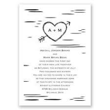 affordable wedding programs birch tree heart themed wedding program in raised ink printing