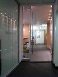 Framless Glass Doors by Inter Arc Solutions Products
