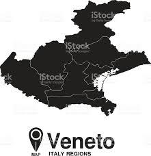 Vicenza Italy Map by Italy Veneto Ragione Map Stock Vector Art 501536484 Istock