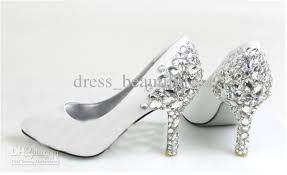 white wedding shoes for the fashion white wedding shoes bridal shoes bridesmaid