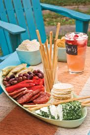 Summer Lunch Ideas For Entertaining Outdoor Appetizer Recipe Ideas Southern Living
