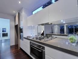 mirror backsplash kitchen best 25 mirror splashback ideas on kitchen splashback