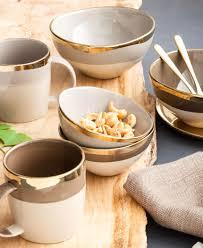 organic colorblock mug dark gray tableware and home decor