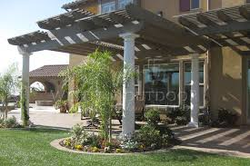 Patio Covering Designs by Alumawood Lattice Type Patio Covers Gallery Western Outdoor Design