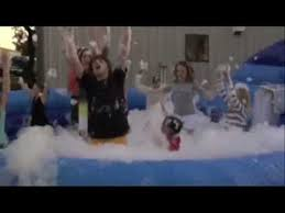 party rentals chicago foam party www thefunones foam party pit foam