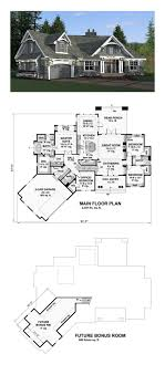 309 best for the home one cottage house plans luxury 309 best house plans images on
