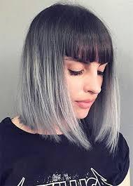 lob hairstyles with bangs 55 incredible short bob hairstyles haircuts with bangs