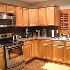 kitchen color ideas with oak cabinets kitchen design ideas with oak cabinets home design ideas light oak
