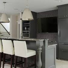 Built In Drinks Cabinet Basement Wet Bar Design Ideas