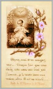 Prayer To St Therese The Little Flower - letters of soeur thérèse the little flower of jesus the story of