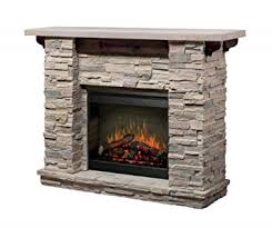Electric Fireplace With Mantel Dimplex Featherston Electric Fireplace Mantel Package