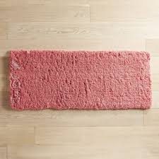 Pink Bathroom Rugs Bathrooms Design Bath Mat Coral Colored Bath Rugs Pink