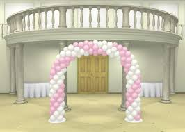 wedding arches canada wedding and reception balloons wedding and reception balloon