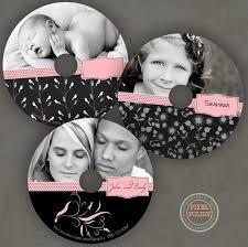 wedding engagement newborn dvd template for photographers