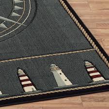 compass rose nautical area rugs
